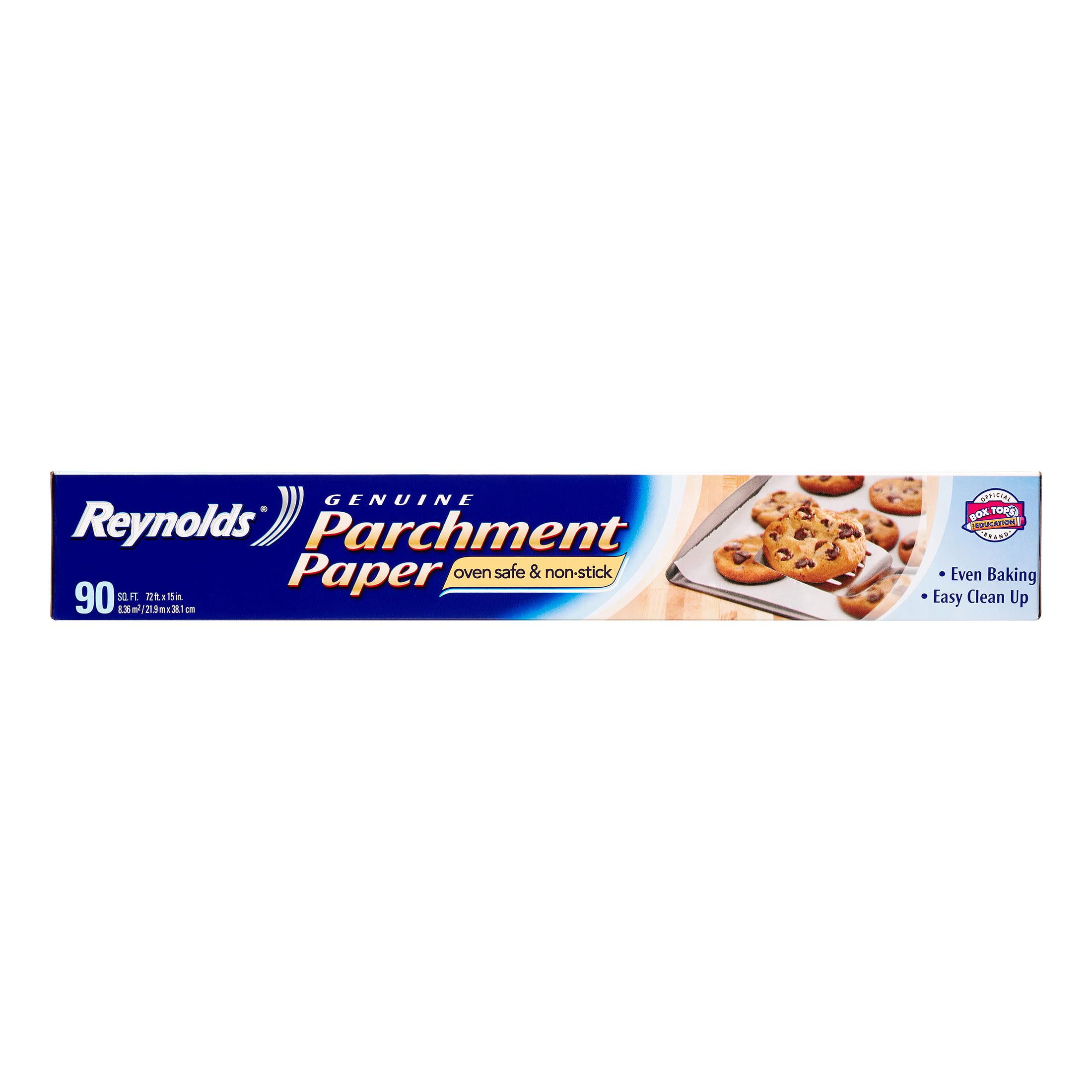 reynolds parchment paper Reynolds® parchment paper 2 cups flour 1 1/4 cups sugar 1/2 teaspoon  baking soda 1/2 teaspoon ground cinnamon 1/4 teaspoon salt 3/4 cup butter or .