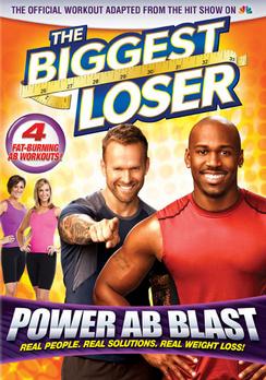 The Biggest Loser: Power Ab Blast (DVD) by Ingram Entertainment
