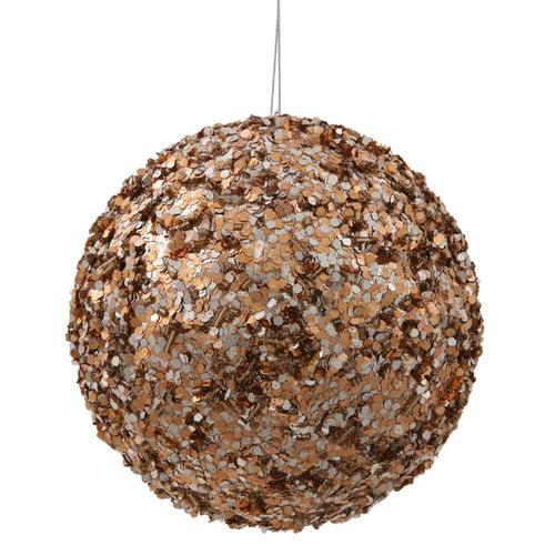 The Holiday Aisle Sparkle Sequin Ball Ornament