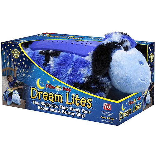 As Seen on TV Pillow Pet Dream Lites, Camouflage Dog