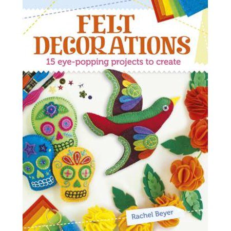 Felt Decorations : 15 Eye-Popping Projects to Create](Halloween Felt Projects)