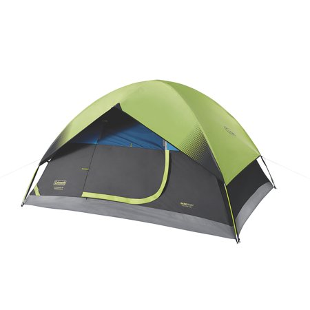 Coleman Sundome with Easy Setup Tent