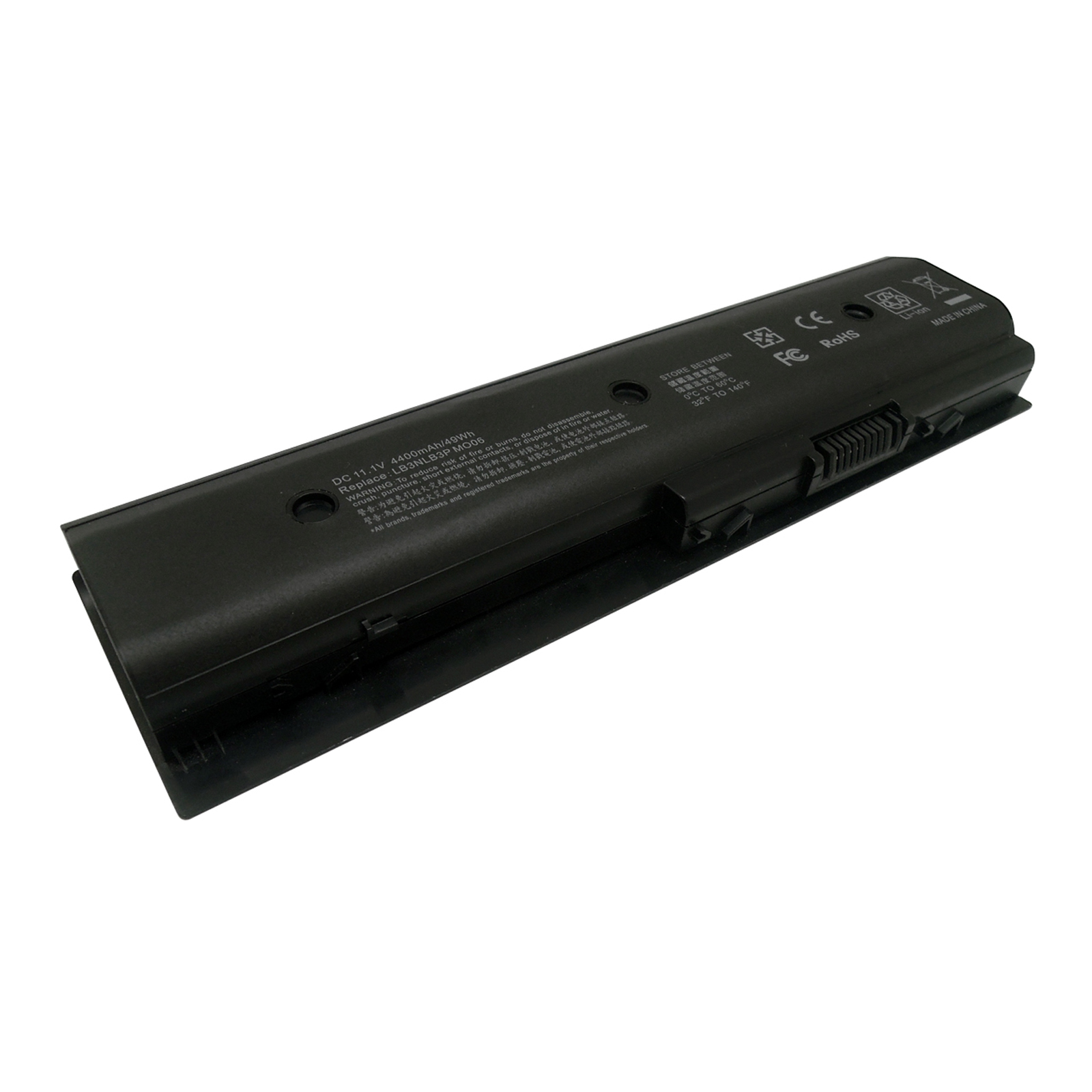 Superb Choice  6-cell HP MO06 HP Envy dv4 dv6 m6, Pavilion dv4 dv6 dv7 Series Laptop Battery
