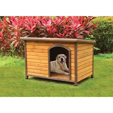 Pet House, Light Oak - Chinese Fir Wood, Felt & Light Oak ()