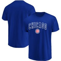 Chicago Cubs Majestic Bigger Sweep Series T-Shirt - Royal