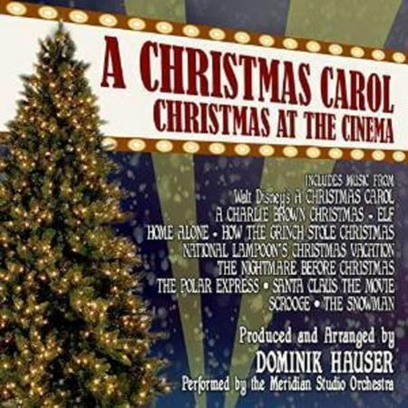 A Christmas Carol Soundtrack.A Christmas Carol Christmas At The Cinema Soundtrack