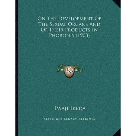 Sur le développement des organes sexuels et de leurs produits dans Phoronis (1903)