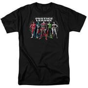 Jla - The Big Five - Short Sleeve Shirt - Medium