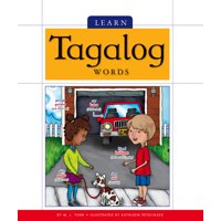 Foreign Language Basics: Learn Tagalog Words (Hardcover)