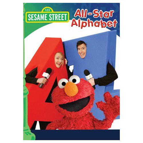 Sesame Street: All-Star Alphabet (2011)
