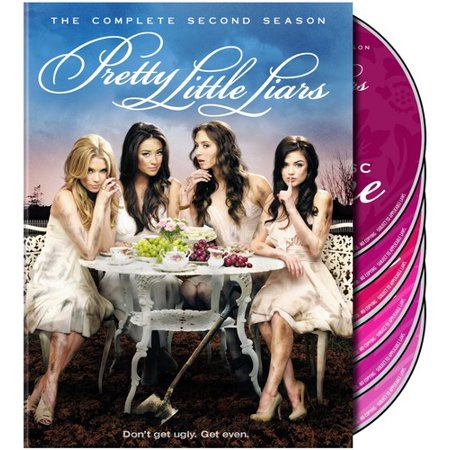 Pretty Little Liars: The Complete Second Season (Digital Copy)