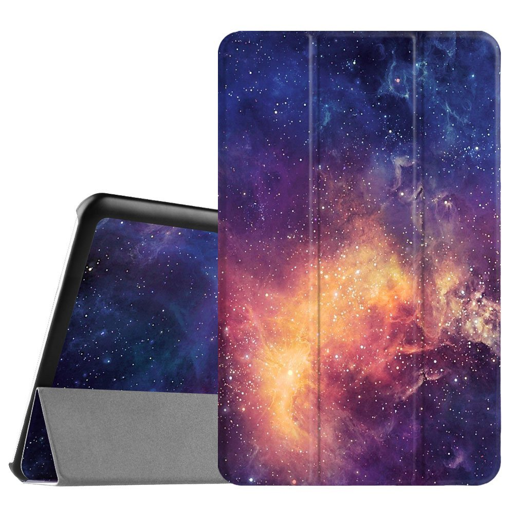 Samsung Galaxy Tab E 9.6 / Tab E Nook 9.6 Tablet Case - Fintie Slim Lightweight Stand Cover, Galaxy