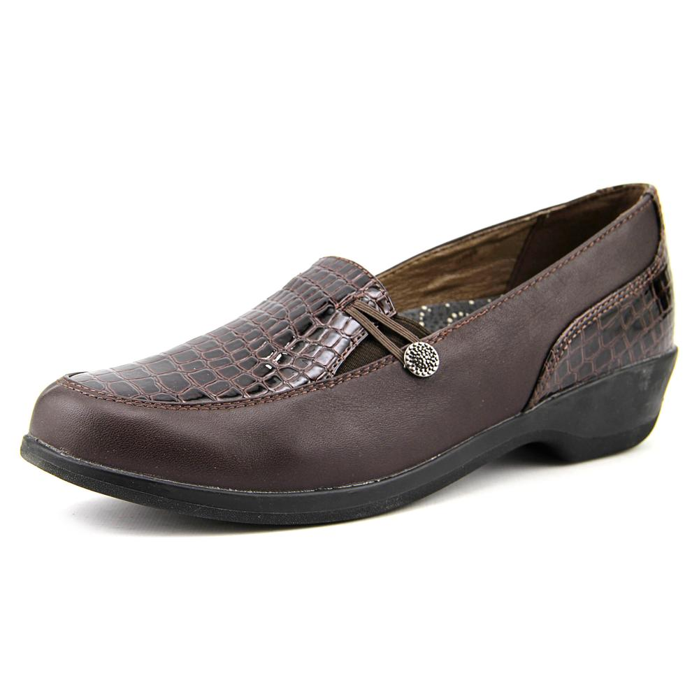 Propet Briana N S Round Toe Leather Loafer by Propet
