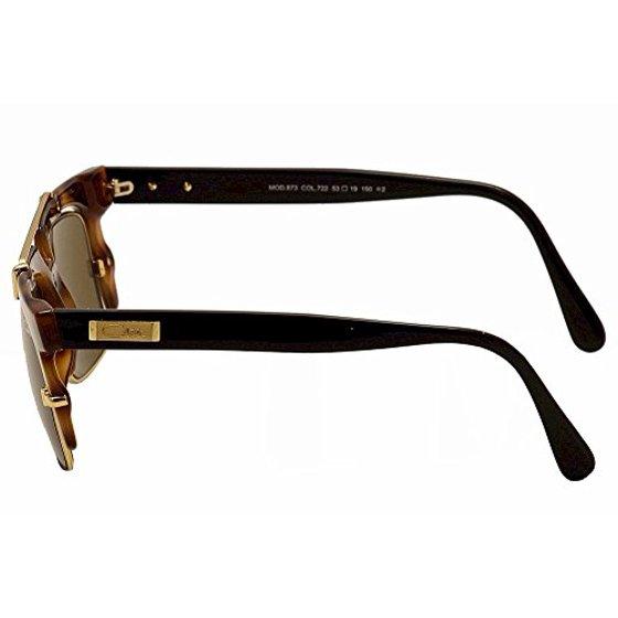 60778431b3 CAZAL - Cazal Sunglasses 873 Col. 722 Havana Gold Frame Brown Lens ...
