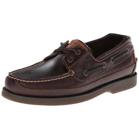 Sperry 0764027W: Mens Mako 2 Two-Eye Amaretto Boat