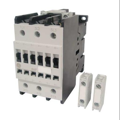 GENERAL ELECTRIC CL07A311MS Contactor, IEC, 240VAC, 3P, 62A