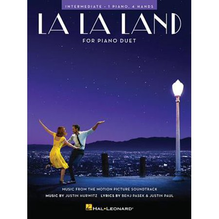 La La Land - Piano Duet : Intermediate Level / 1 Piano, 4 Hands - 100 Floors Halloween Level 4 Level 1