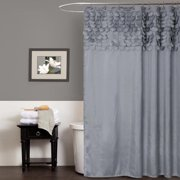 Gray Shower Curtains Walmart Com