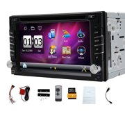 Best Double Din Car Stereos - 6.2 inch Double din Car Dvd Gps Navigation Review