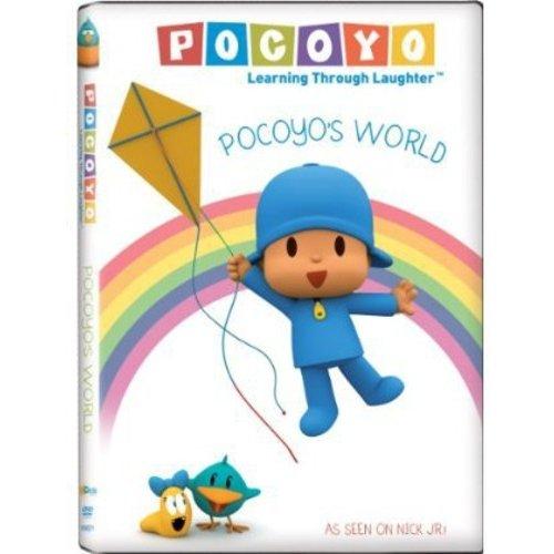 POCOYO-POCOYOS WORLD (DVD)