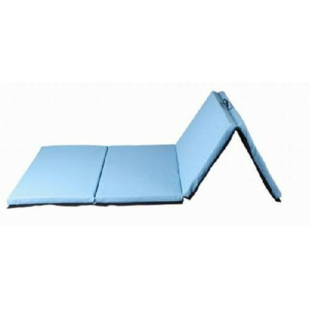 Folding Map - Gymnastics Mat Exercise Folding Panel Gymnastics Mat Gym Fitness Exercise Mat 4'x8'x2