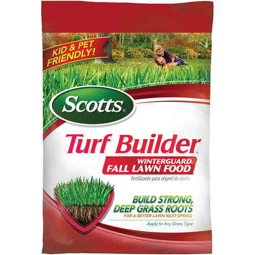 Scotts Turf Builder Winterguard Fall Lawn Food, 5,000 sq ft