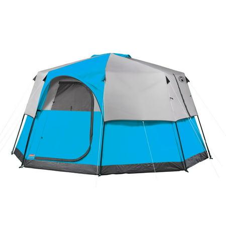 Companion Square Tent - Coleman 13' x 13' Octagon Tent