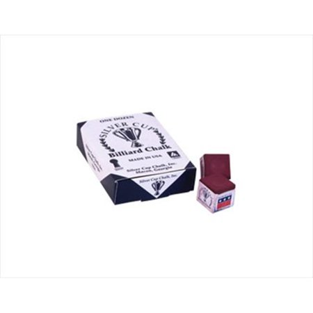 Silver Cup Chalk - Box of 12 Wine