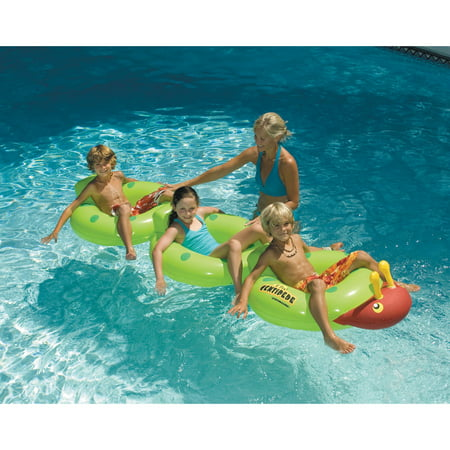 Swimline Centipede Multi-Person Pool Toy for Swimming Pools