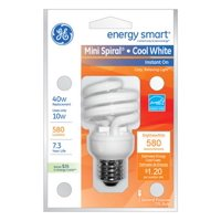 "Ge Lighting 72468 ""Energy Smart"" Bulb 10w - Cool White"