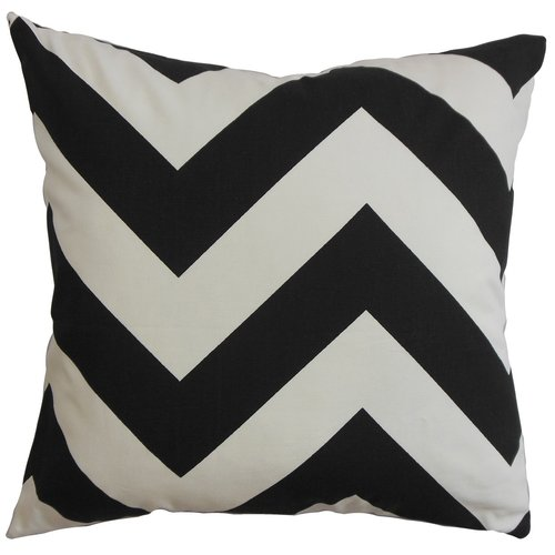 The Pillow Collection Eir Zigzag Bedding Sham