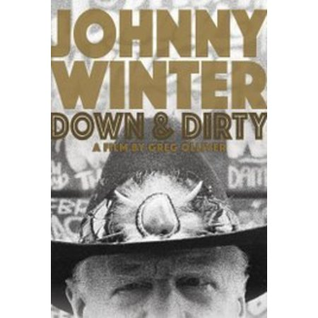 Johnny Winter: Down and Dirty (DVD) (Jason Winters Red Clover)