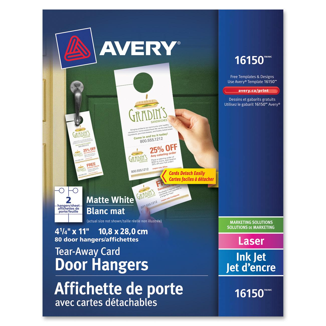 door hanging flyers - Mersn.proforum.co
