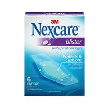 Bandages & Gauze: Nexcare Blister