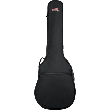Gator Economy Style Acoustic Bass Guitar Gig Bag, GBE-AC-BASS