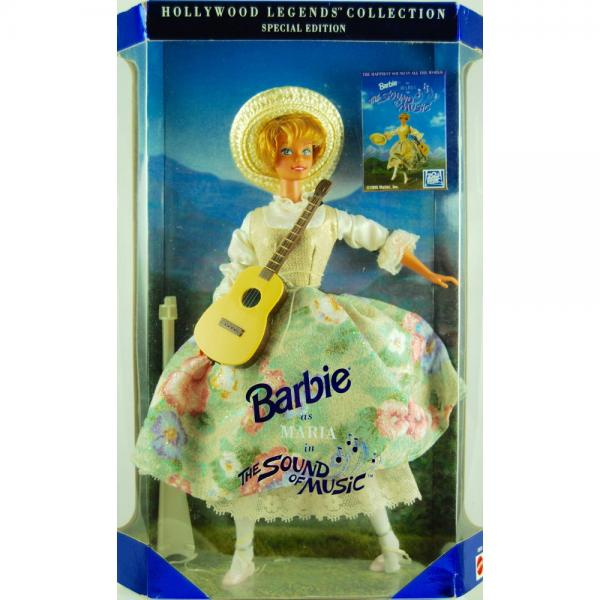 Mattel Barbie as Maria in the Sound of Music (Special Edi...