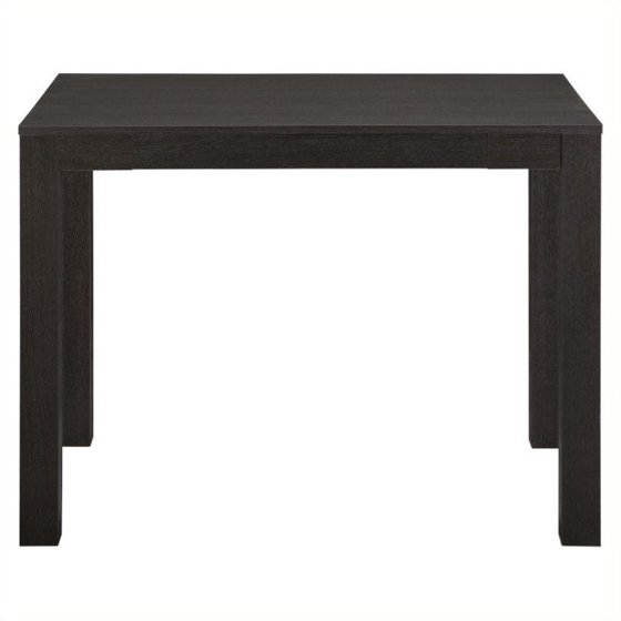 Mainstays Parsons Desk With Drawer Black
