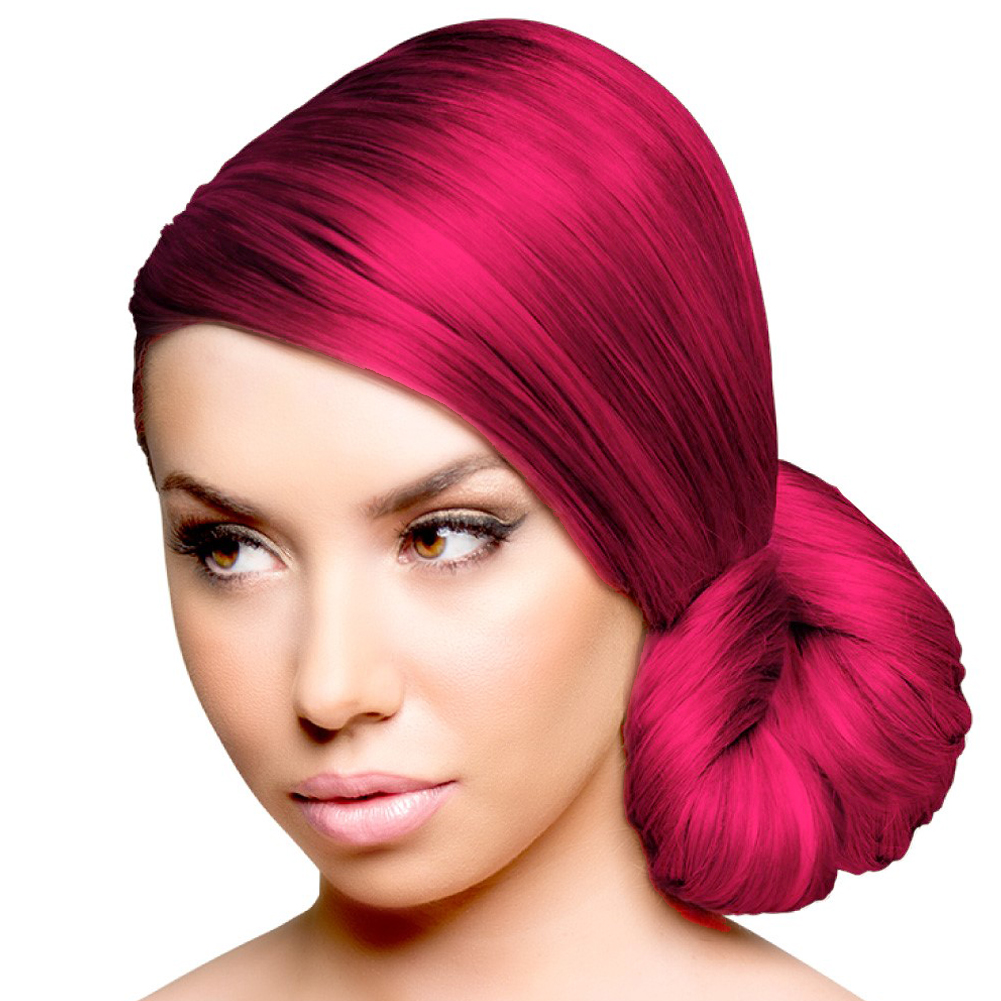 Scarlet Red Hair Color 20688 Timehd