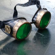 Steampunk GoggLes VicTORian Novelty Glasses cosplay Halloween costume accessory gcg by UmbrellaLaboratory