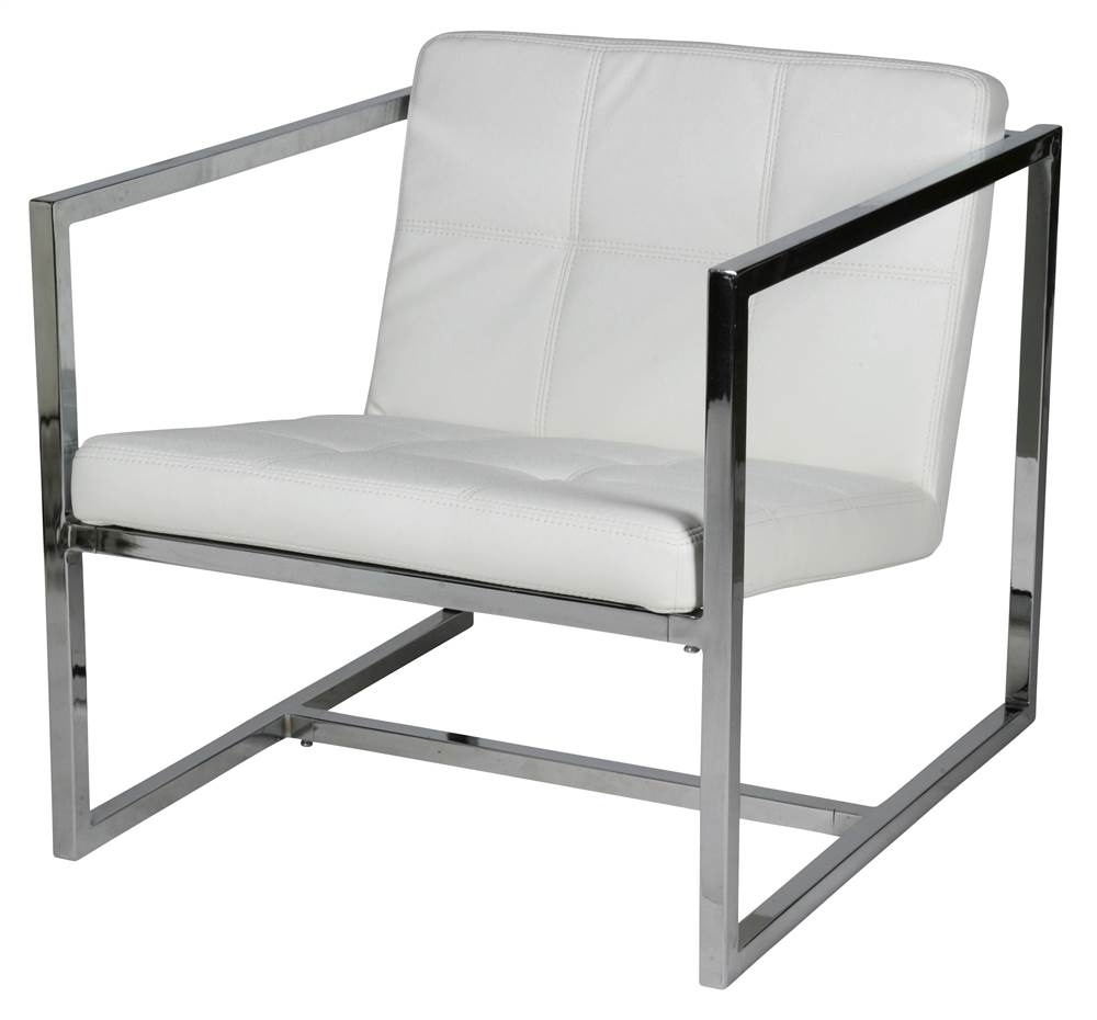 Lisa Chair in White