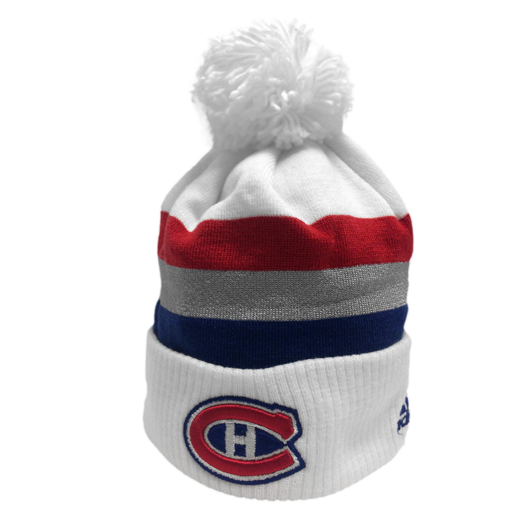 e6e8fbf17fee94 Montreal Canadiens Adidas NHL 100 Classic Goalie Knit Hat | Walmart Canada ?