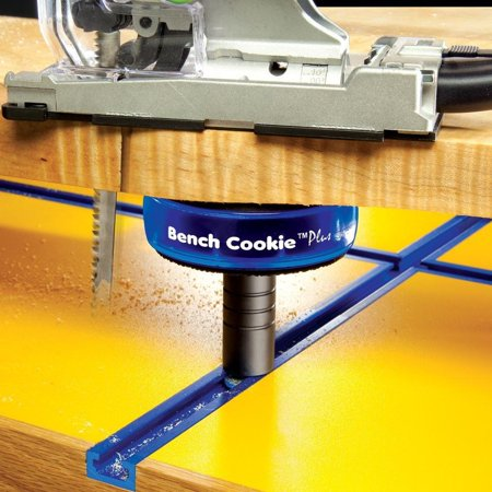 Bench Cookie (Plus 2 in T-Track Risers, 4-Pack By Bench Cookie)