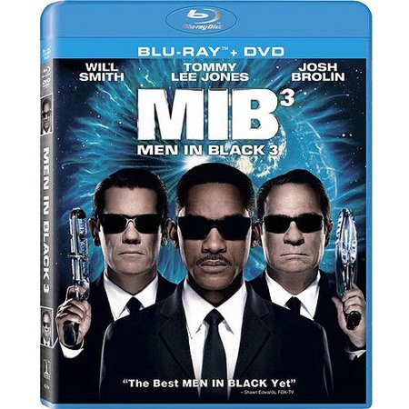 Men In Black 3 (Blu-ray) (Most Popular Ray Bans For Men)