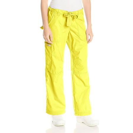 222df333cf5 Keds - Koi Women's Lindsey Ultra Comfortable Cargo Style Scrub Pants ...
