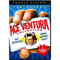 Ace Ventura: Pet Detective & When Nature Calls (DVD)