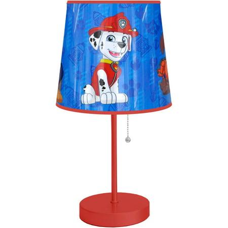 Paw Patrol Lampe : nickelodeon paw patrol sticlk lamp best buy kids 39 lighting ~ Whattoseeinmadrid.com Haus und Dekorationen