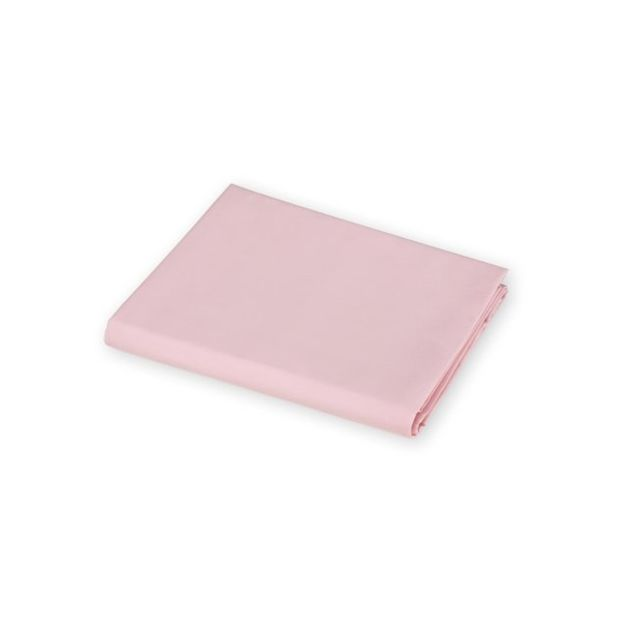 American Baby Company 100% Cotton Value Jersey Knit Fitted Portable/Mini Sheet, Pink