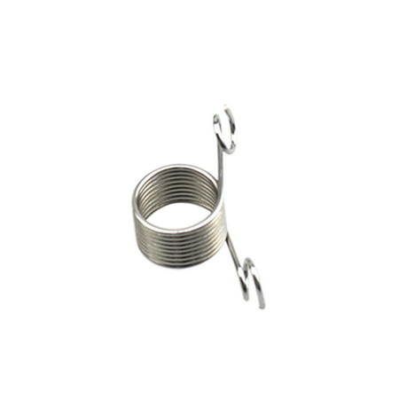 Stainless Steel Knitting Thimble Yarn Spring Guides Stick Fingerhut 2 Size Diameter Braided Needle Sewing Accessories Wool Weaving (Stainless Steel Wall Thimble)
