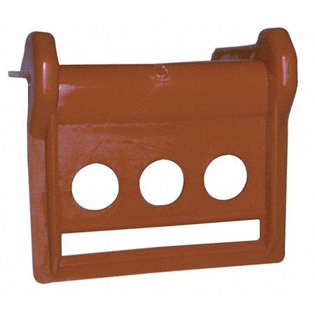 Kinedyne Corner Protector, Plastic, For 2-4 In.  Plastic  - Plastic Corner