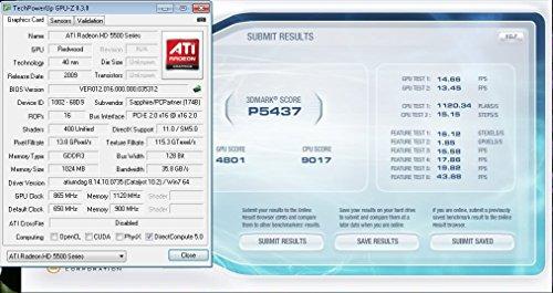 DIAMOND 5770PE51GT ATI 5570 vs ATI 4670 Steam1013 by Diamond